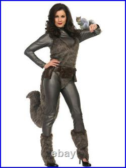 Adults Women's Premium Marvel Universe Squirrel Girl Costume Large 11-13