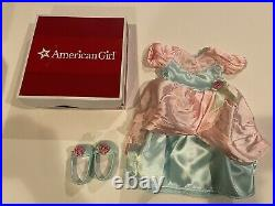 American Girl Fancy Dress Fairy Costume Accessories Cecile Marie Grace NEW