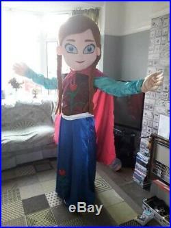 Anna & Elsa Party Mascots