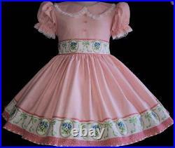 Annemarie-Adult Sissy Baby Girl Dress Lolita Prim and Proper Your Measurements