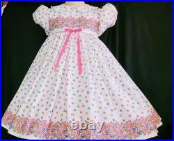 Annemarie-Adult Sissy Baby Girl Dress Lolita Sweet Toddler Dress Ready to Ship