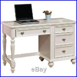 Athena Kids Desk, White