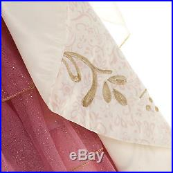 BNWT Geniune Disney Store Rapunzel Premium Fancy Dress Costume 5-6 Years
