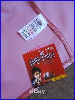BNWT Hermione Granger/Harry Potter Yule Ball Gown by M & S 8-10 years