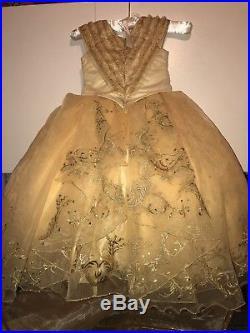 Belle Dress Age 5