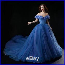 Cenerentola Vestiti Carnevale Donna Su Misura Dress up Cinderella Costumes 006