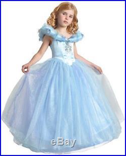 Cesar F487Premium Cinderella Dress, 5/7Years