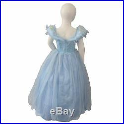 Cesar F487 Premium Cinderella Dress 8/10 Years