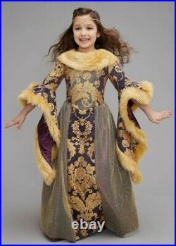 Chasing Fireflies Girl's Medievil Princess Size 6 NWOT