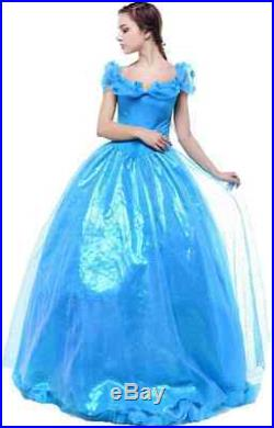 Cinderella Vestiti Carnevale Cenerentola Dress up Cinderella Costumes 8855001