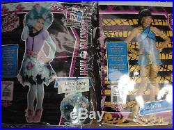 Clearance Job Lot 124 X Girls New Monster High Fancy Dress Costumes Cleo Honey