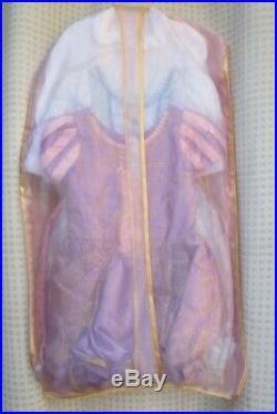 DISNEY Princess 10-Piece Wardrobe Set Multi (11/12) dress up costume girls NWT