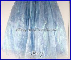Déguisement robe Cendrillon DISNEY STORE Cinderella Live costume édition limitée