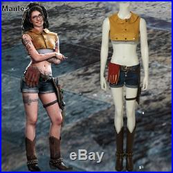 Devil May Cry Costume DMC5 NICO Cosplay Outfits Christmas Girl Fancy Dress New