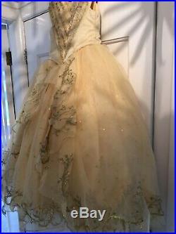Disney Beauty and the Beast Signature Dress 6Yrs