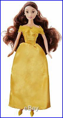 Disney Belle Costume & Doll Age 5-7 Years