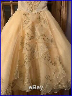 Disney Belle Dress Limited Edition 1 Of 4500