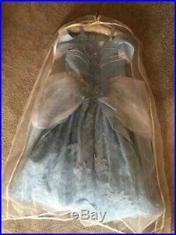 Disney Cindrella Signature Dress 7/8 Yrs