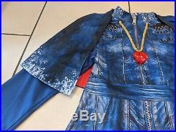 Disney Descendants Complete Evie Costume Age 5-6 Rare