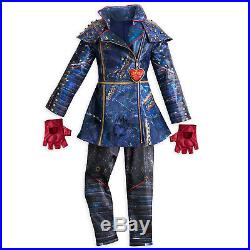 Disney Evie Fancy Dress Costume For Kid 9-10 Years Disney Descendants