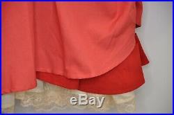 Disney Parks Authentic Girls Costume Pirates of the Caribbean REDD Dress XL 14