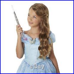 Disney Princess Cinderella Fairy Godmother Enchanted Lights Wand & Combs Set New