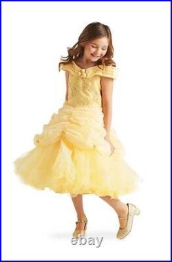 Disney Princess Signature Collection Cinderella Costume Dress Size 13
