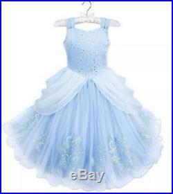Disney Signature Collection Cinderella Dress Size 6