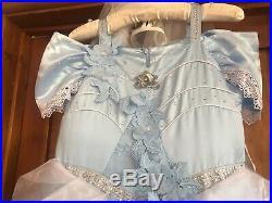 Disney Store CINDERELLA Luxury Dress Age 11-12 Years RRP £250