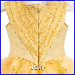 Disney Store LIMITED EDITION Beauty/The Beast Gown 6, Wig, Shoes, All BNWT REDUCED