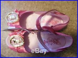 Disney Store Limited Edition Sleeping BeautyAurora Size 6 1/1500 RARE Plus Shoes