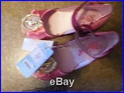 Disney Store Limited Edition Sleeping BeautyAurora Size 6 BNWT RARE ++Shoes BNWT