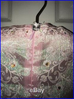 Disney Store Limited Edition Sleeping Beauty Aurora Size 10 Costume 1/1500 RARE