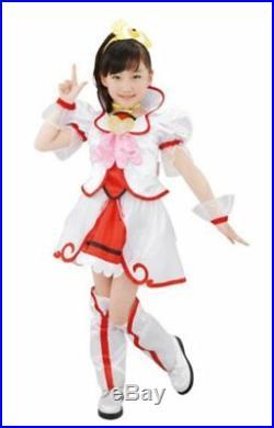 DokiDoki! Precure Complete Costume Cure Ace Costume JAPAN