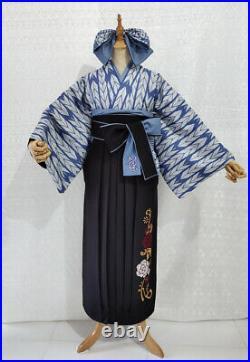Final Fantasy 14 oriental girl far eastern Kimono Yukata Kostüm Cosplay Costume