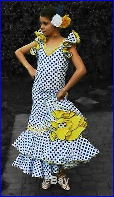 Flamenco Dress For Girls T-10