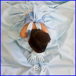 Girl's Princess Cinderella Inspired Full length Dress, Free Gloves