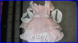 Girls Costume Dress Little Bo Peep 4/5 4t