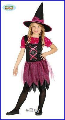 Glitter Witch Kinder Hexen Kostüm Größe Kleinkinder Karneval 87444 Gebraucht