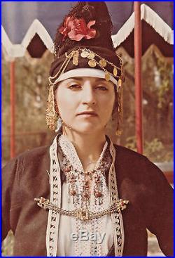 Greek traditional dress Central Macedonia (Alexandria)
