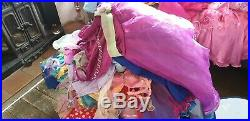 Huge Bundle princess Fancy DressAges 18 months to 12 years Disney store