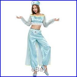 Inception Pro Infinite Princess Jasmine Costume Fancy dress Odalisca Orie