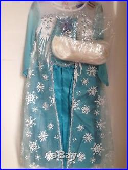 JOB LOT 20 x DISNEY FROZEN FEVER ELSA FANCY DRESS COSTUME MUSICAL BROOCH & WIG