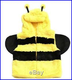 Joblot Of 15 Kids Fancy Dress Costume Jacket(bumble Bee, Butterfly, Ladybird)