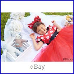 Kids Disney Tutu Dress Princess Minnie Mouse for Girls size3t 4t 5 Juniors Fancy