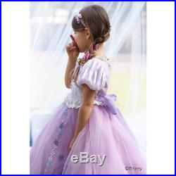 Kids Disney Tutu Dress Princess Rapunzel for Girls size 5,6,7,8 Juniors Fancy