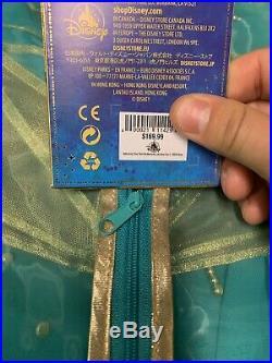 Limited Edition Jasmine Costume Dress Girls Size 6 Authentic Disney Store NEW