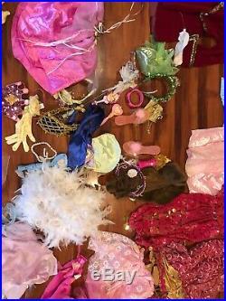 Lot Of 30+ Disney Parks Princesses Costumes Dress Ups 4-6