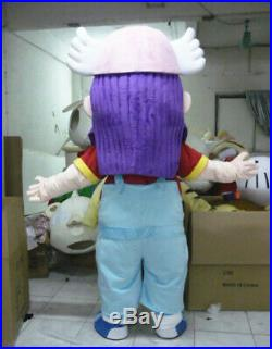 Lovely Girl Mascot Costume Cartoon Cosplay Fancy Dress Character Outfits Adults