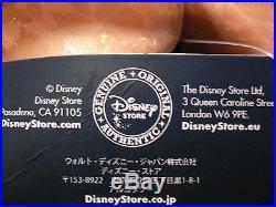 MaLeFiCeNtDeLUXEAURORASleeping BeautyCOSTUME DRESSNWTDisney Store2014